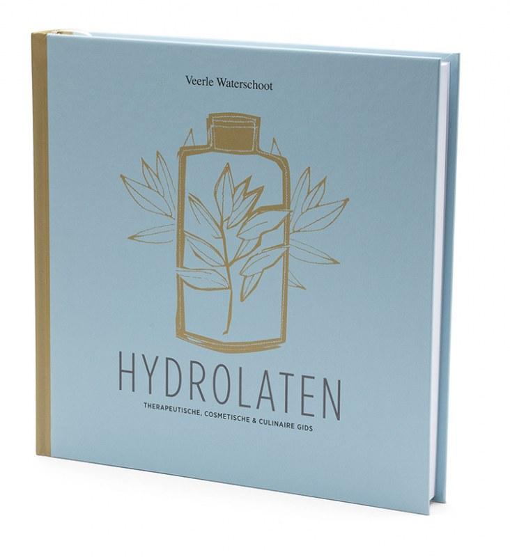 Boek Hydrolaten Veerle Waterschoot