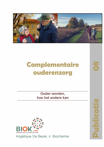 BIOK Publi 08 - Complementaire ouderenzorg